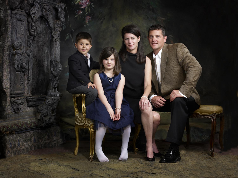 Family portrait photography price list Chris Lynn Portrait Photography